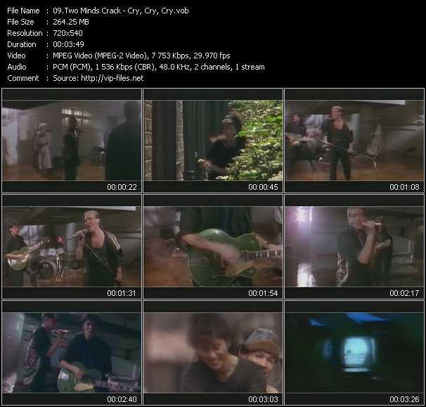 Two Minds Crack video screenshot