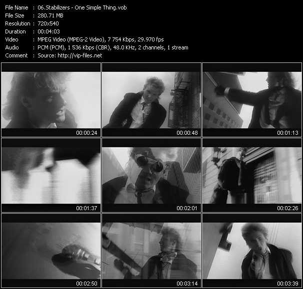 Stabilizers video screenshot