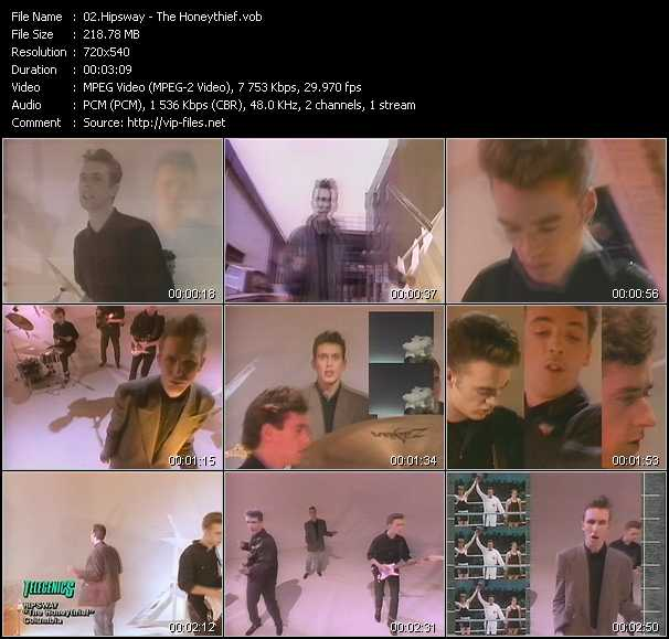 Hipsway video screenshot