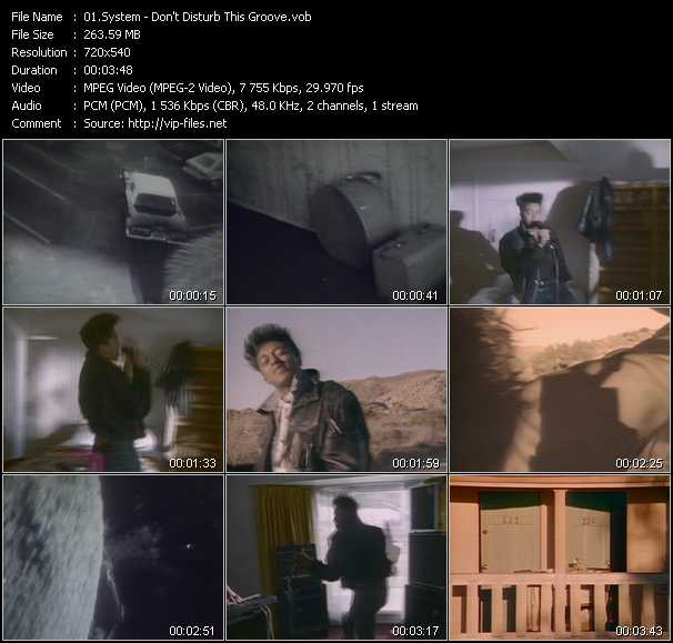 System video screenshot