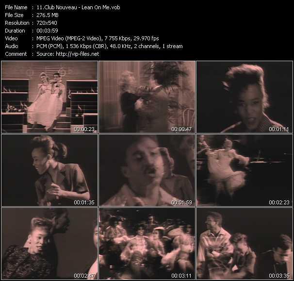 Club Nouveau video screenshot