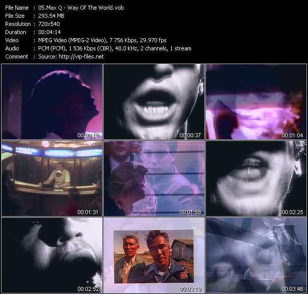 Max Q video screenshot