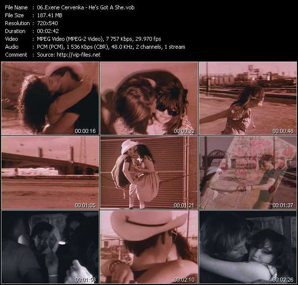 Exene Cervenka video screenshot