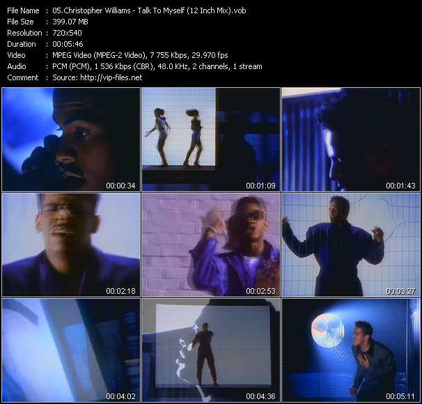 Christopher Williams video screenshot