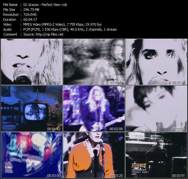 Graces video screenshot