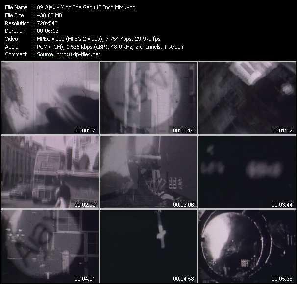 Ajax video screenshot