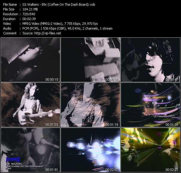 Walkers video screenshot