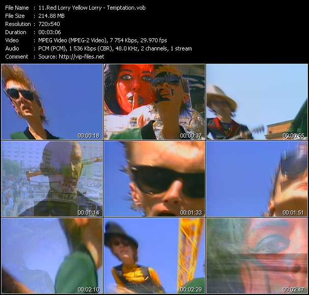 Red Lorry Yellow Lorry video screenshot