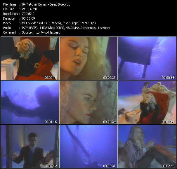 Fetchin' Bones video screenshot