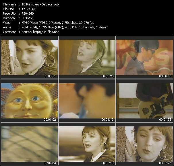 Primitives video screenshot