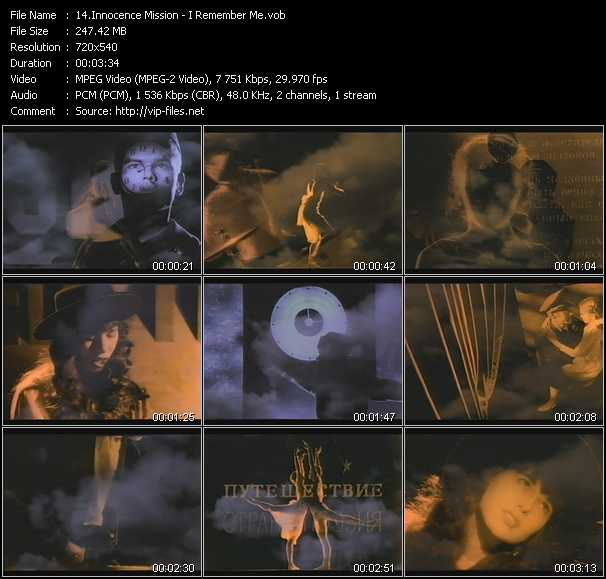 Innocence Mission video screenshot