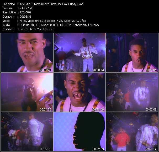 K-Yze video screenshot