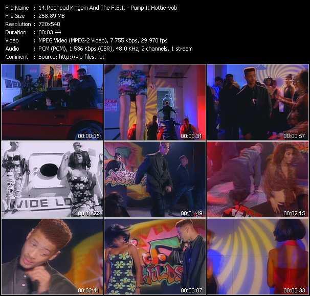 Redhead Kingpin And The F.B.I. video screenshot