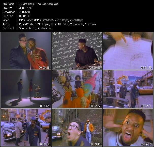3rd Bass video screenshot