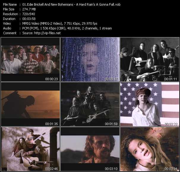 Edie Brickell And New Bohemians video screenshot