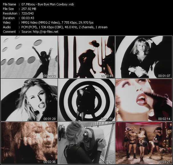 Mitsou video screenshot