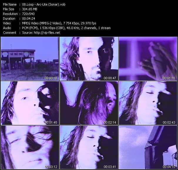 Loop video screenshot