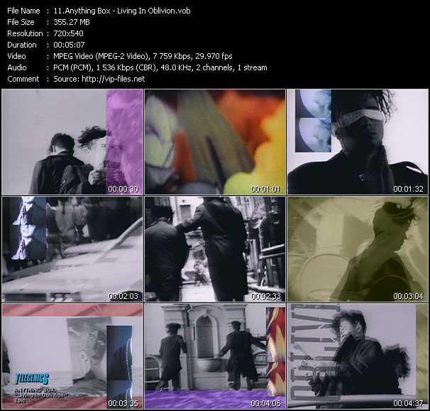 Anything Box video screenshot