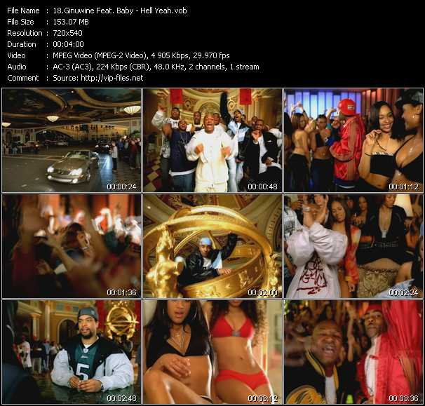 Ginuwine Feat. Baby video screenshot