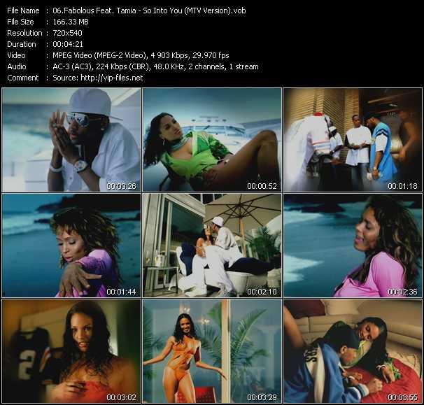 Fabolous Feat. Tamia video screenshot