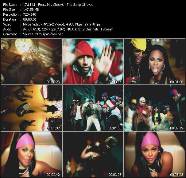 Lil' Kim Feat. Mr. Cheeks video screenshot