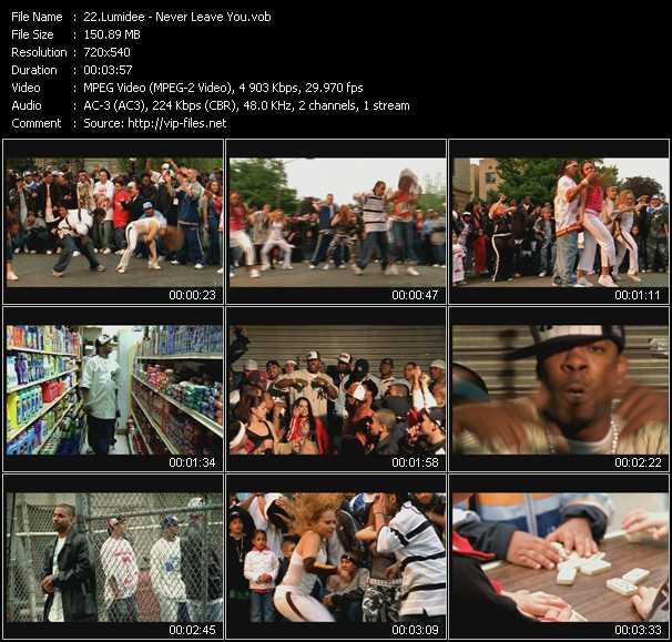 Lumidee video screenshot