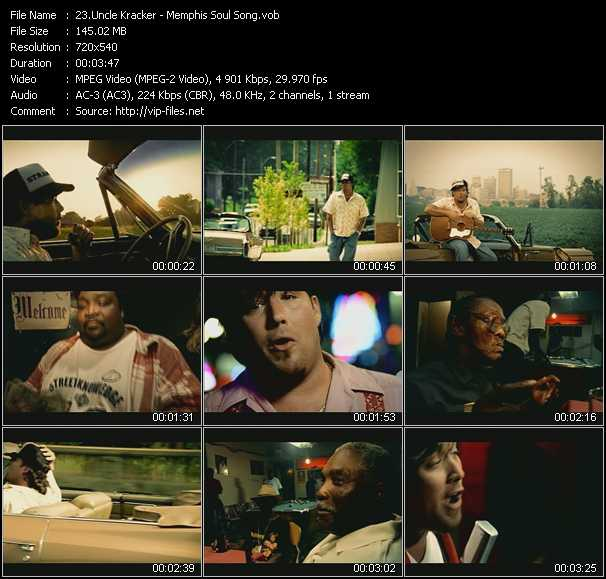 Uncle Kracker video screenshot
