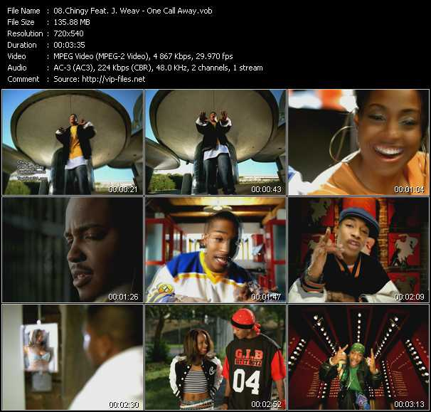 Chingy Feat. J. Weav video screenshot