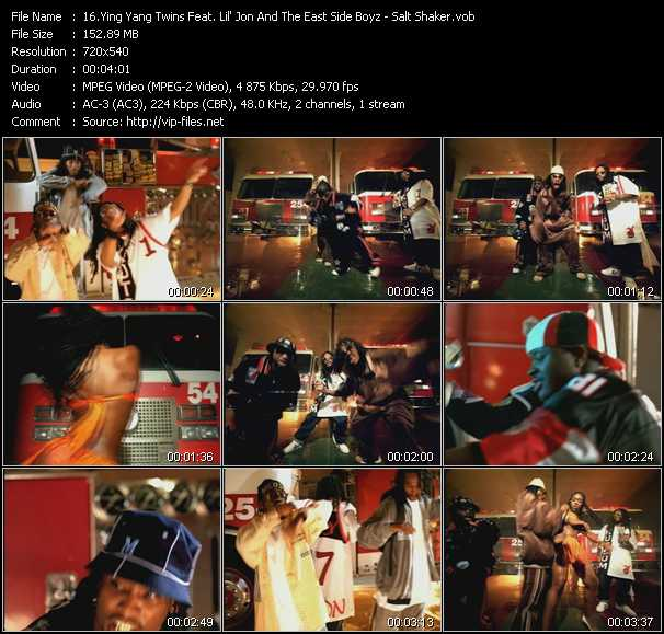 Ying Yang Twins Feat. Lil' Jon And The East Side Boyz video screenshot