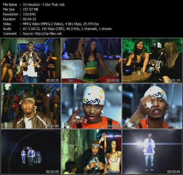 Houston Feat. Chingy, Nate Dogg And I-20 video screenshot