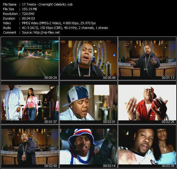 Twista video screenshot