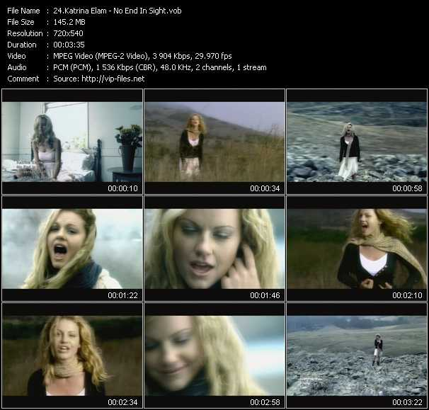 Katrina Elam video screenshot