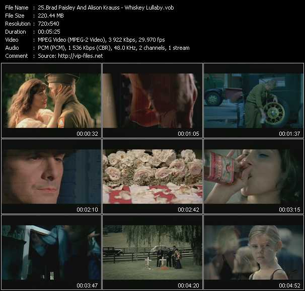 Brad Paisley And Alison Krauss video screenshot