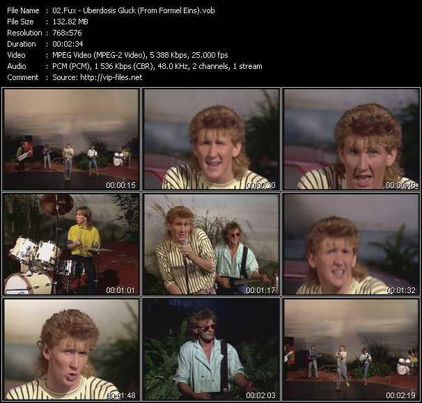 Fux video screenshot