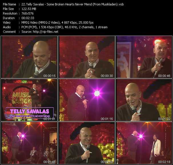 Telly Savalas video screenshot
