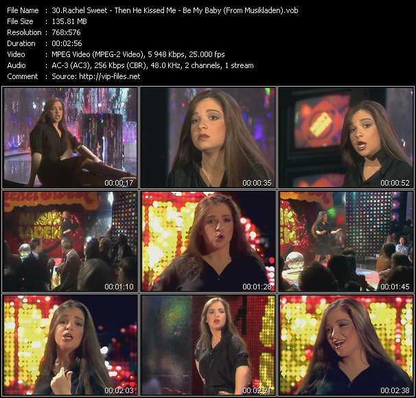 Rachel Sweet video screenshot