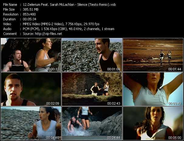 Delerium Feat. Sarah McLachlan video screenshot