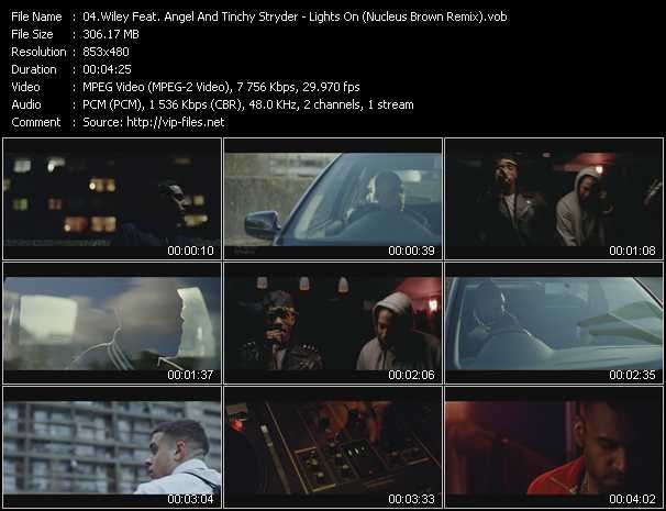 Wiley Feat. Angel And Tinchy Stryder video screenshot