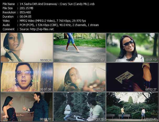 Sasha Dith And Dreamway video screenshot