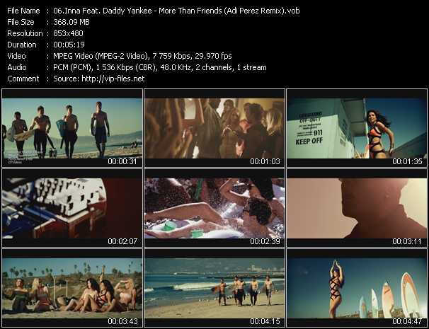 Inna Feat. Daddy Yankee video screenshot