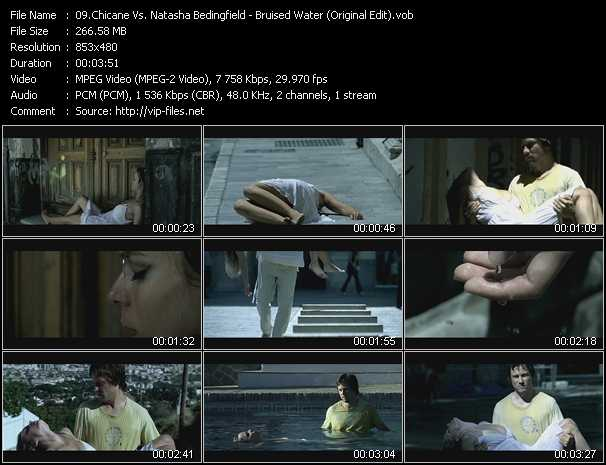 Chicane Vs. Natasha Bedingfield video screenshot