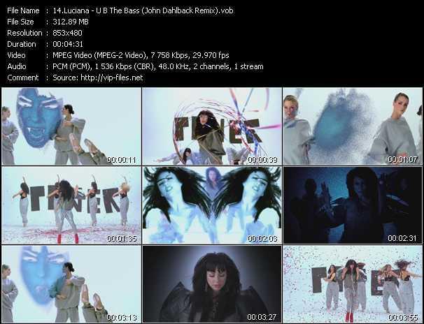 Luciana video screenshot