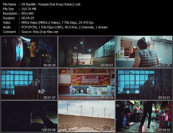 Bastille video screenshot