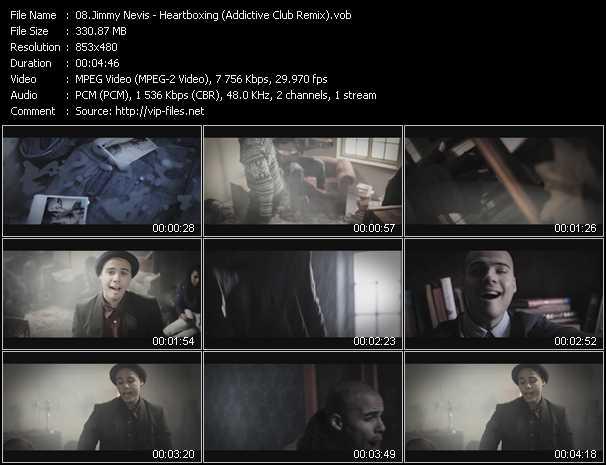 Jimmy Nevis video screenshot
