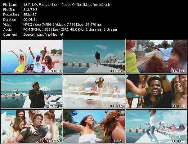 R.I.O. Feat. U-Jean video screenshot