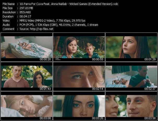 Parra For Cuva Feat. Anna Naklab video screenshot