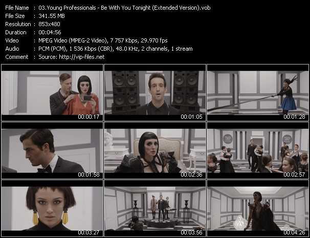 Young Professionals video screenshot