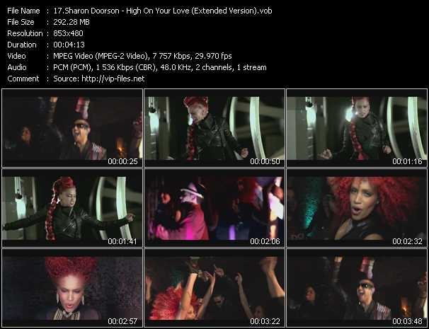 Sharon Doorson video screenshot