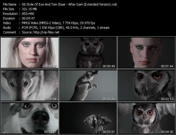 Style Of Eye And Tom Staar video screenshot