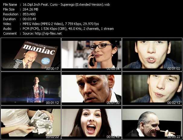 Dipl.Inch Feat. Curio video screenshot